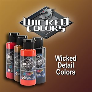 Couleurs WICKED