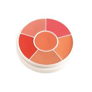 Creme Blush Wheel