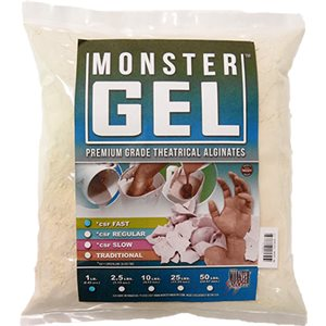 MM - Alginate - Fast Setting - 1 Lb
