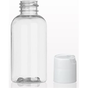 Snap Top Cap Bottles