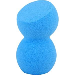Éponge bleu à Angle