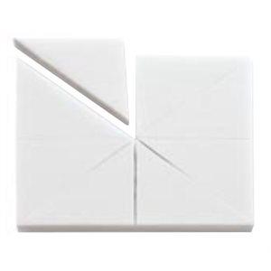 Latex Free White Sponge