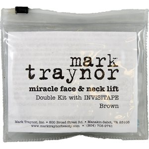 MARK TRAYNOR - Double Lift Face & Neck - Brown