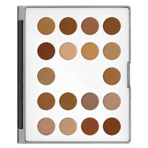 HD Micro Foundation Cream Mini-Palette