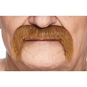 Moustache - Auburn - 10.5 x 7.5cm