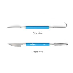 Serrated Hook and Knife Tool