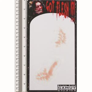 GOT FLESH !?! - Joker's Smile / Recessed Scars