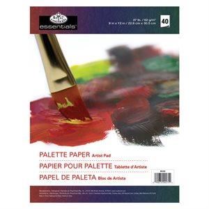 Papier Palette - 9 x 12